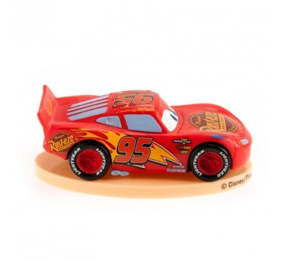 Disney Figur Cars Lightning Mcqueen Cake Decor More