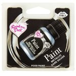 Rainbow Dust Metallic Dark Silver, 25 ml