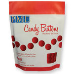 PME Candy Buttons, Red, 340g