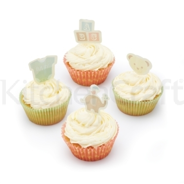 Sweetly Does It Baby Cupcake Kit