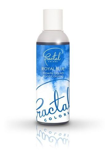 FRACTAL FLOWAIR LIQUID COLORS , Royal Blue, 100ml