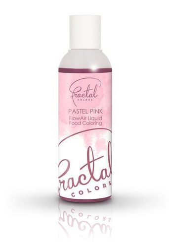 FRACTAL FLOWAIR LIQUID COLORS , Pastel Pink, 100ml