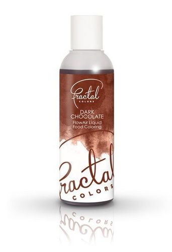 FRACTAL FLOWAIR LIQUID COLORS , Dark Chocolate, 100ml
