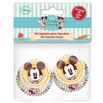 STOR MINI BAKING CUPS MICKEY PKG/60