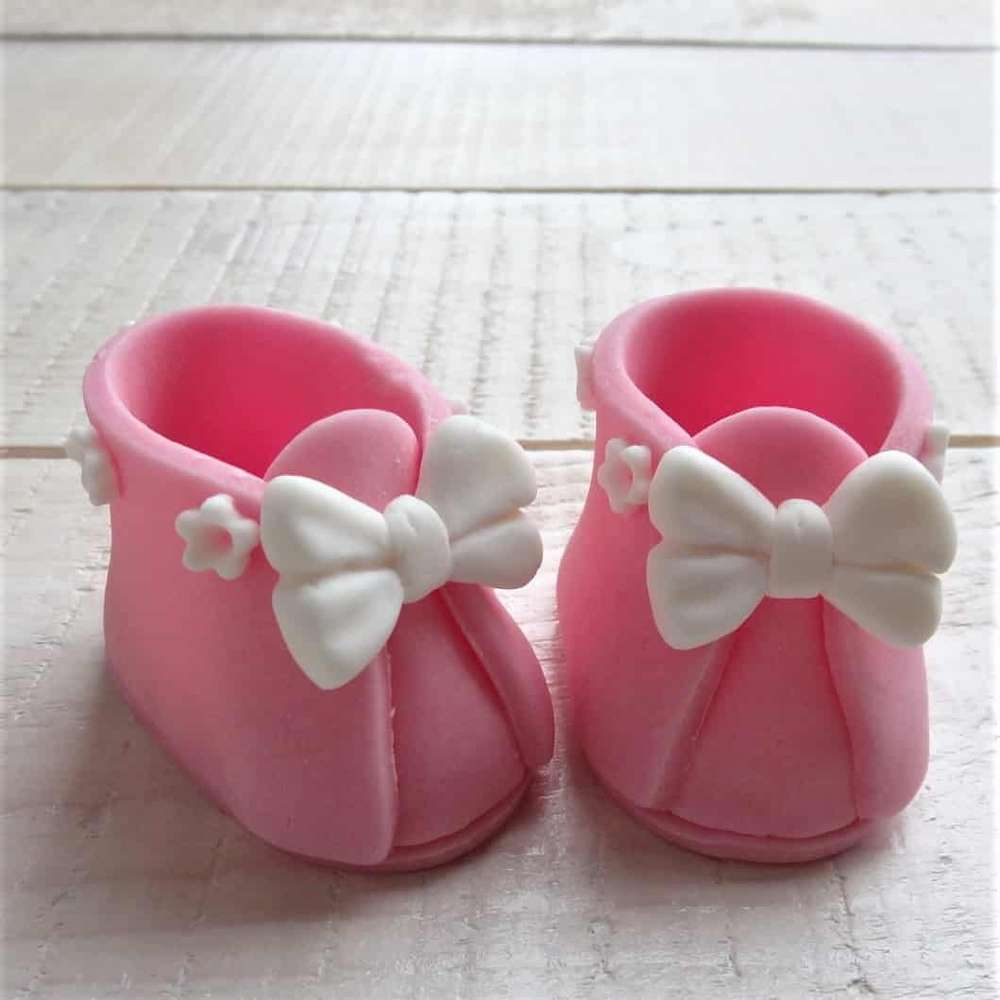 wholesale dealer e61c5 e1ee3 Zucker Baby Schuhe Rosa