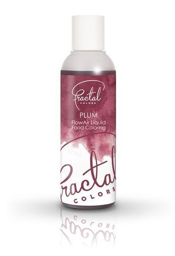 FRACTAL FLOWAIR LIQUID COLORS , Plum, 100ml