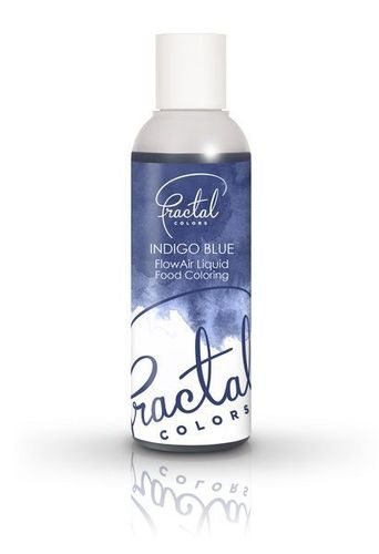 FRACTAL FLOWAIR LIQUID COLORS , Indigo Blue, 100ml