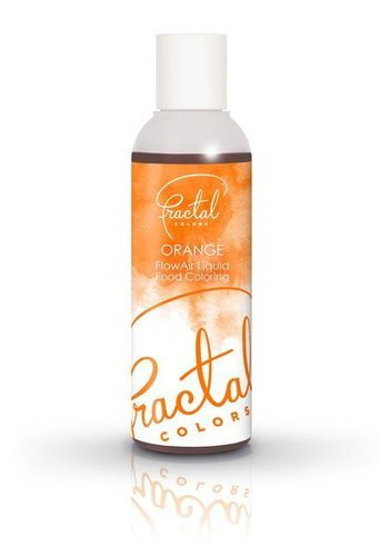 FRACTAL FLOWAIR LIQUID COLORS ,Orange, 100ml