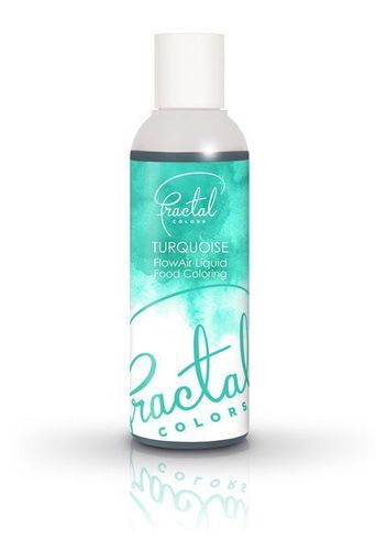 FRACTAL FLOWAIR LIQUID COLORS ,Turquoise, 100ml