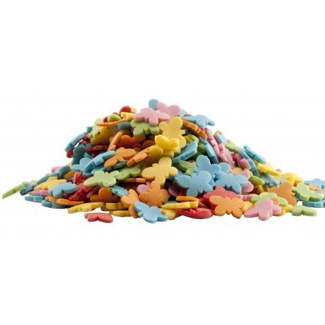 Confetti SCHMETTERLINGE MIX , 50g