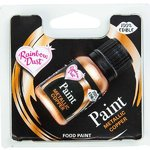 RD METALLIC FOOD PAINT COPPER 25ML