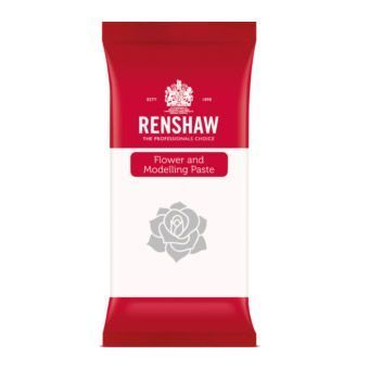 RENSHAW FLOWER & MODELLING PASTE - WHITE 1KG